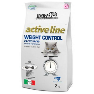 FORZA 10 WEIGHT CONTROL  GATTO 2KG