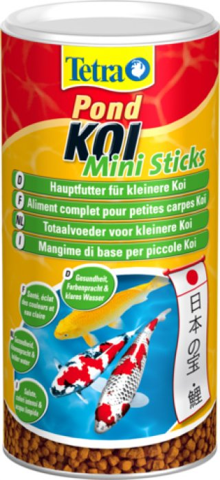 Tetra Pond KOI Sticks Mini 1 Lt